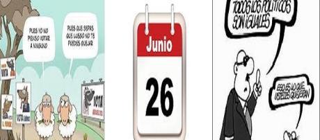 Próxima parada 26 de Junio, nuevas elecciones