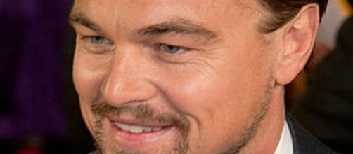 Il premio Oscar Leonardo Di Caprio.