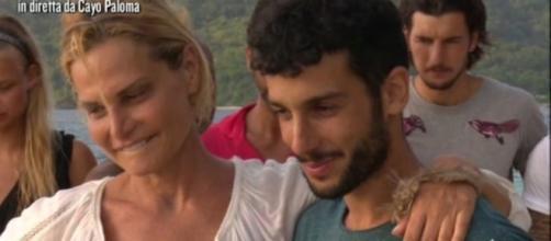 Jonas Berami ha davvero picchiato Simona Ventura?