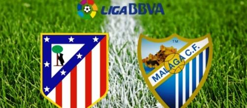 LIVE Atletico Madrid-Malaga sabato 23/4 ore 18:15