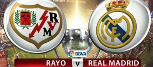LIVE Rayo-Real Madrid sabato 23/4 ore 16:00