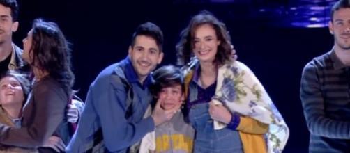 Michele, ballerino della squadra Blu (news 22 aprile)