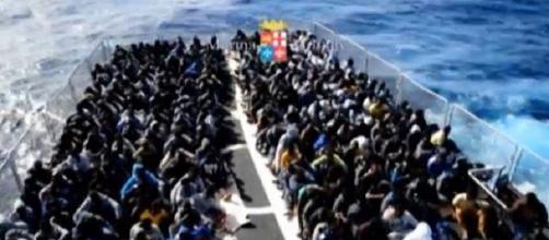 Migranti salvati dalla Dignity I