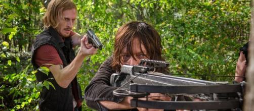 The Walking Dead 6, Dwight e Daryl