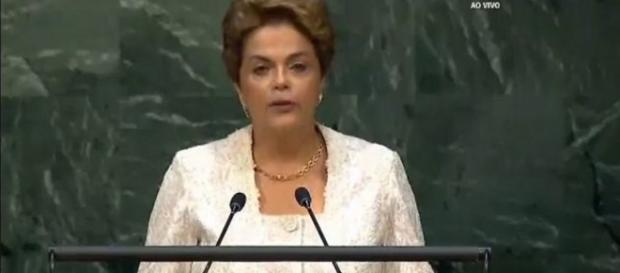 Dilma Rousseff faz discurso na ONU - Foto/Reprodução