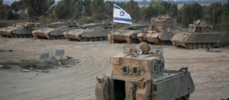 Israele occupa le alture del Golan dal 1967