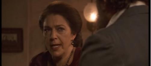 Donna Francisca Il Segreto, soap opera
