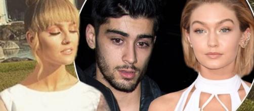 Zayn Malik ainda fala com a ex-noiva Perrie Edwards
