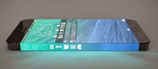 Concepto del iPhone 7 del diseñador Iskander Utebayev
