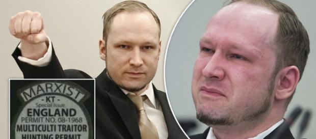 Criminalul s-a autoproclamat vânător de marxişti-multiculturalişti
