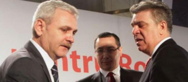 Este Zgonea acoperitul din PSD de care vorbește Ponta