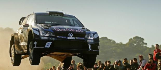 Jari Matti Latvala lidera el Rally de Argentina