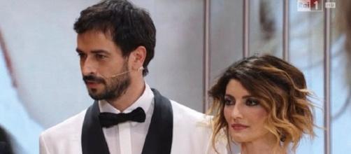 Ballando con le stelle: Iago Garcia e Samanta Togni