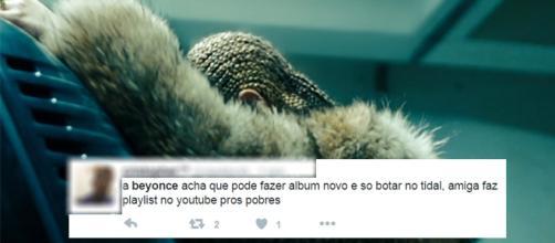 Fãs se revoltaram com publicação privada do álbum