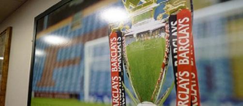il tanto ambito trofeo della Premier League