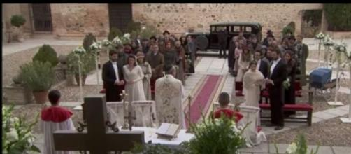 Sol e Lucas e Severo e Candela, doppie nozze.