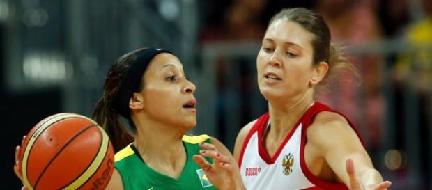 A equipe feminina tem a Austrália como primeira adversária