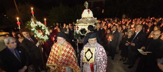 A verdadeira Páscoa Ortodoxa na Grécia