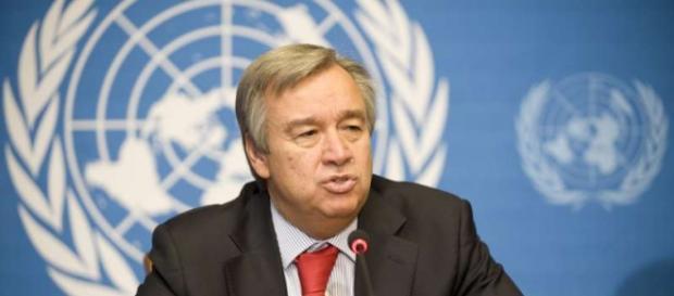 António Guterres, candidato ao cargo de secretário-geral das Nações Unidas