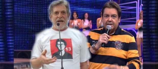 'Domingão do Faustão' receberá Zé de Abreu neste domingo