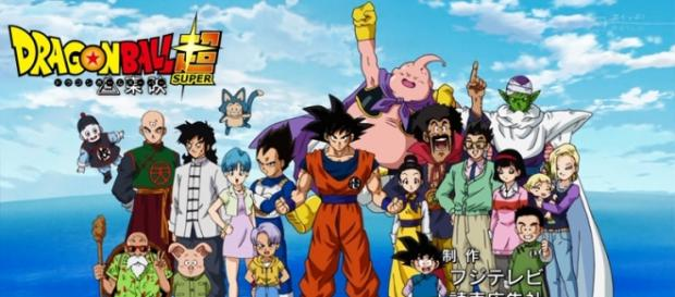 Dragon ball super. Guerreros Z