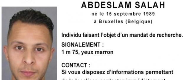 Estradato e incriminato il terrorista islamista Salah Abdeslam