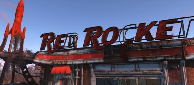 'Fallout 4' - Red Rocket screencap via John Schulze