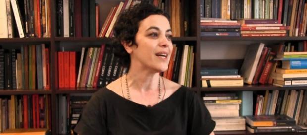 Marcia Tiburi, filósofa/Reprodução.