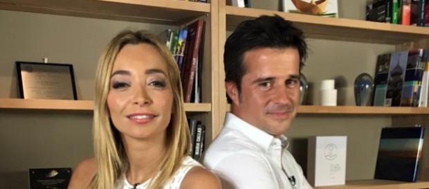 Marco Silva e Carina Caldeira.