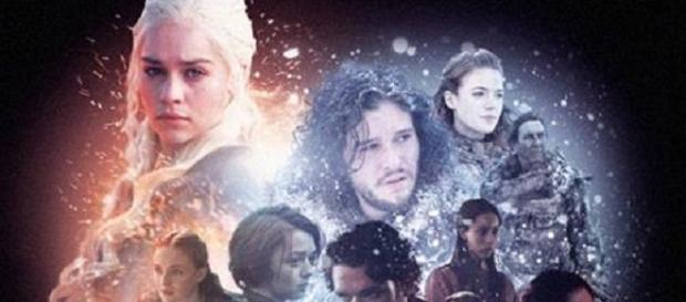 Noua serie Game of Thrones fără Jon Snow