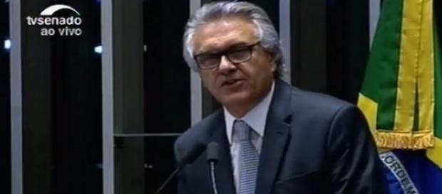 Ronaldo Caiado discursou com maestria e argumentos irrefutáveis