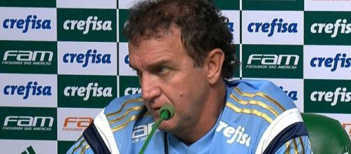 Cuca lamenta eliminações, mas promete Palmeiras forte