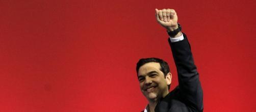 Il premier Alexis Tsipras. Fonte:http://www.minimaetmoralia.it/wp/alexis-il-greco-intervista-a-tsipras/