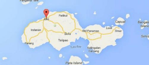 Jolo City, Philippines - Site of Beheading