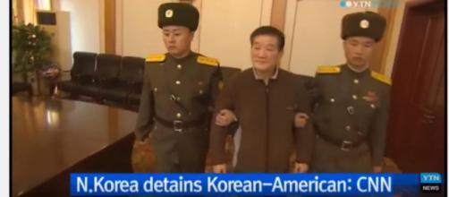 Kim Dong-chul, ciudadano estadounidense condenado a 10 años de trabajos forzados