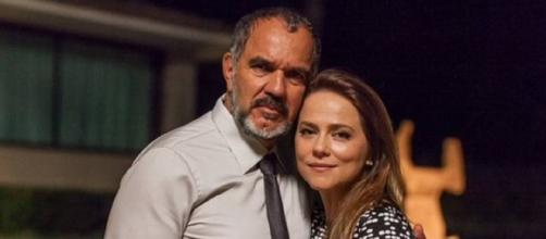 Lili e Germano retomam casamento (Gshow)