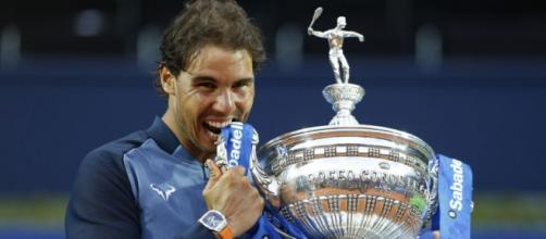 Rafael Nadal se coronó campeón en Barcelona e igualó el récord de Vilas en títulos ganados en arcilla
