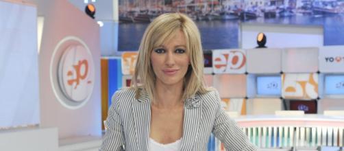 """Susanna Griso en el programa """"Espejo público"""" de Antena 3"""