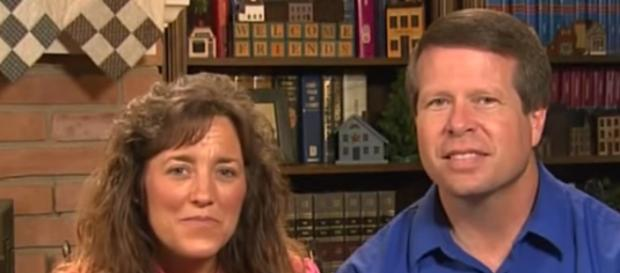 Jim Bob and Michelle Duggar from YouTube