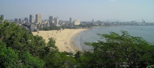 Mumbai, aerul unui oraș vibrant
