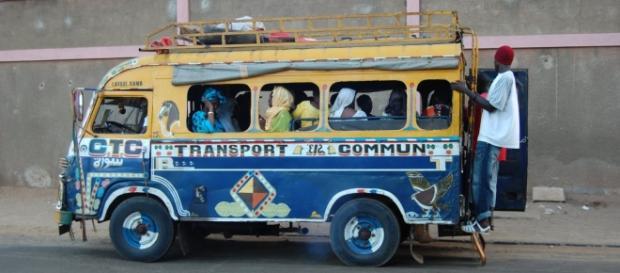 Senegal's car rapide that helps people move fast within Dakar / Diasporium News, Sainey MK Marenah