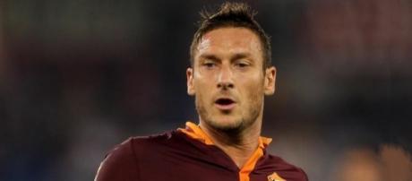 Totti, suo lo zampino nel gol giallorosso.