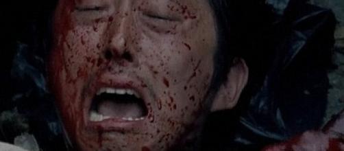 Immagine: Glenn di The Walking Dead.