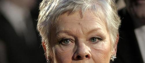 M Judi Dench at the BAFTAs. Wikimedia CC