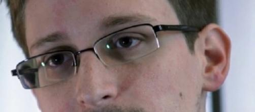 The real Edward Snowden. Laura Poitras, Praxis Films/Wikimedia Commons