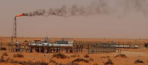 Una de las petroleras de Arabia Saudí