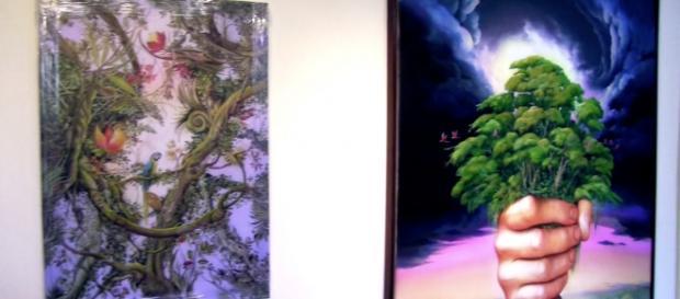 Algunas obras de Carl W. Röhrig