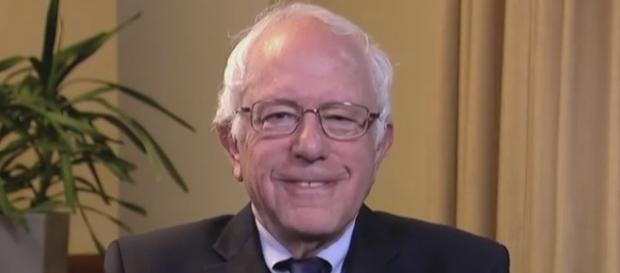 Bernie Sanders interview, via YouTube
