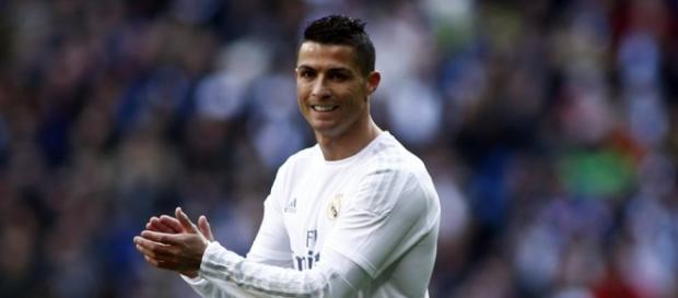 Cristiano Ronaldo, el 7 Blanco.