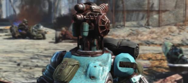 'Fallout 4' - 'Automatron' screencap via Bethesda YouTube trailer